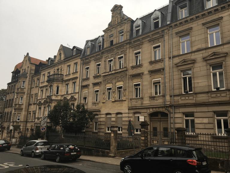 Karolinenstraße Südseite